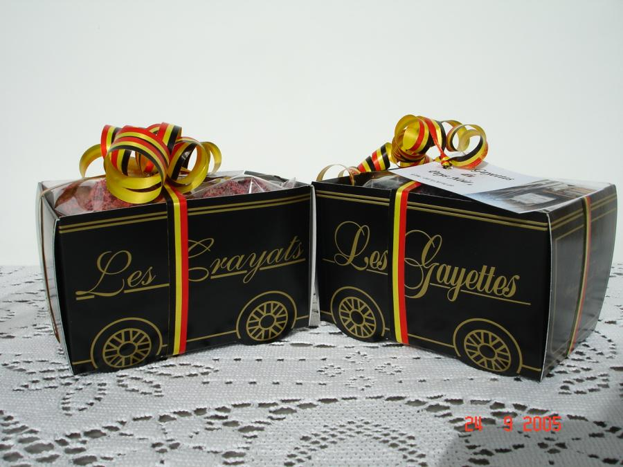Chocolaterie Les Gayettes sprl